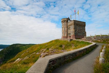 St John's Newfoundland - Military Relocation