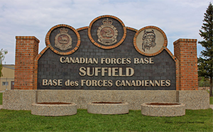 CFB Suffield Military Relocation Information