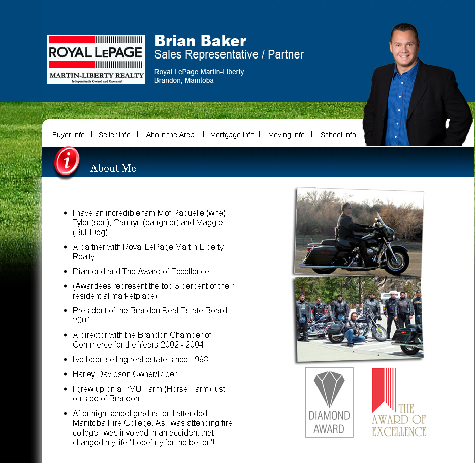 Brian Baker - Military Relocation Realtor for Shilo