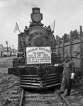 First Train inEdmonton