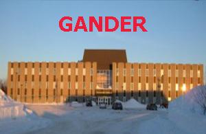 Gander Newfoundland - Military Relocation